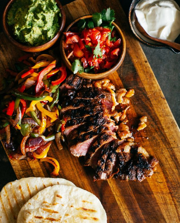 This Mexican feast is vibrant, colourful and packed full of