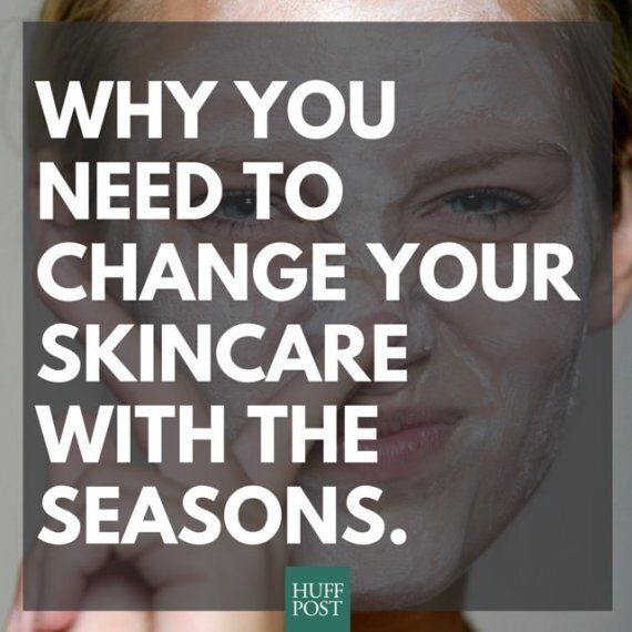 Why Your Skincare Regime Needs To Change