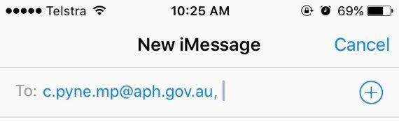 You Can Still iMessage Lots Of Australian