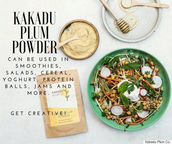 Kakadu Plum Powder: Move Over Acai, Have You Tried Australia's Very Own