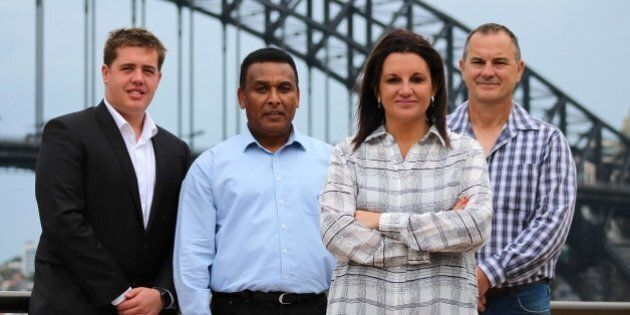 Jacqui Lambie Network Unveils Senate Candidates Across The