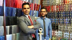 'Guys Respond To Humour', How Two Aussie Tie Guys Are Finding the Funny In