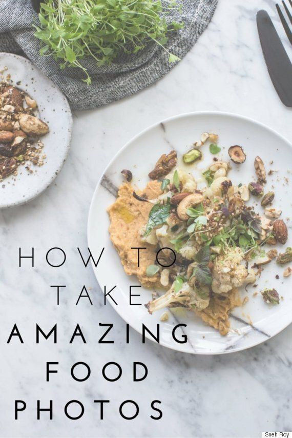 Tips For Taking Perfect Food Photos On Your Phone For