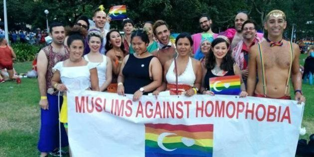Muslims At Mardi Gras: Sending A Message Of