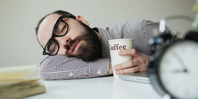 How to not be so tired after work
