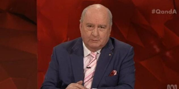 Alan Jones Becoming A Feminist Wasn't The Only Outrageous Q&A