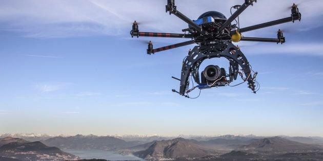 The world market for drones is set to