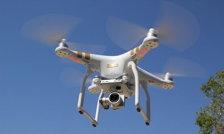 It won't be long before drones are commonplace in a huge variety of industries.