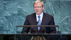 Kevin Rudd's United Nations Secretary-General Ambitions Just Took A Major