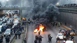 Police Fire Tear Gas To Clear Anti-Uber Protesters From Paris