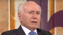 John Howard Tells Curtis Cheng's Son That Gun Laws 'Are Not