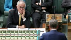 The Turnbull Government Loses First Vote On Floor, Three Days
