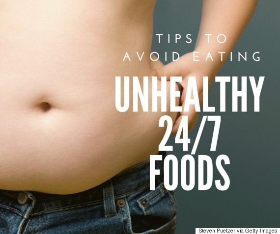 Healthy Snacking Tips And How To Avoid 24/7 Junk