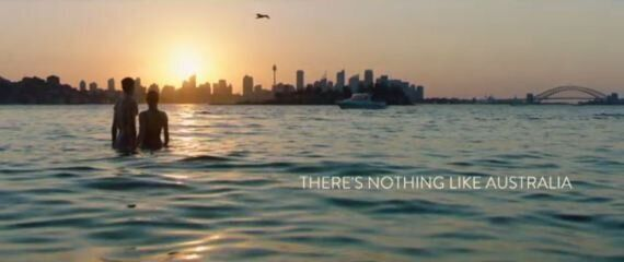Drink In Tourism Australia's Stunning New Campaign Voiced By Chris