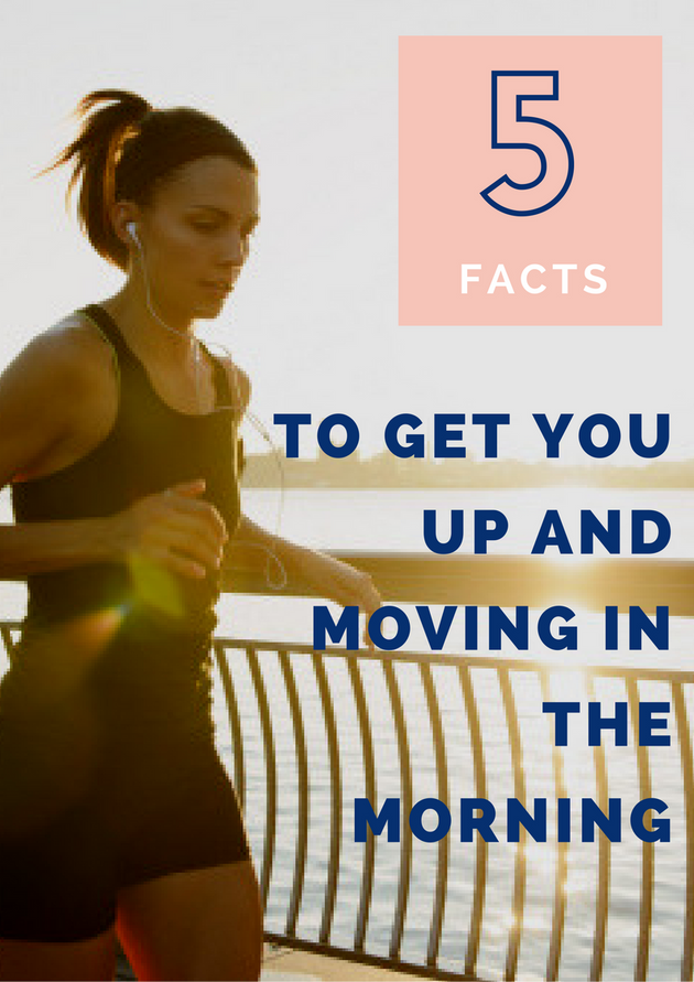 How To Get Up And Get Moving In The