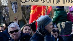 Thousands Protest In Iceland After Prime Minister Refuses To Step