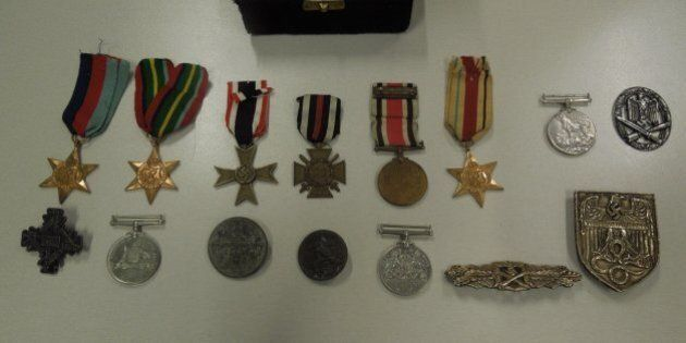 NSW Police Search For Owner Of Stolen War