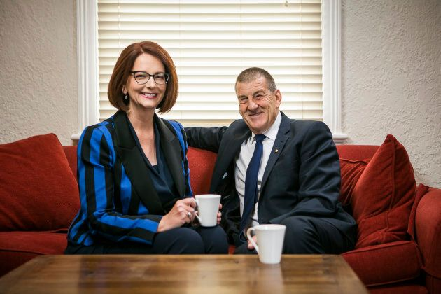 Gillard transitioned into the beyondblue Chair role on July