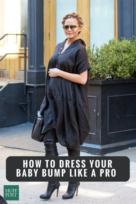 Dressing While Pregnant: How To Maintain Your Personal Style Despite Your Growing