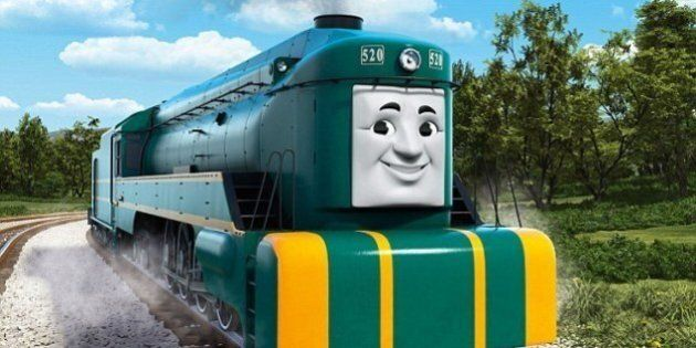 Thomas The Tank Engine Is Getting A New Aussie Mate: 'Shane The