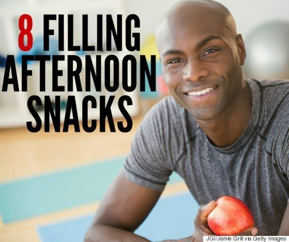 Delicious Afternoon Snacks For Men That Are Filling And