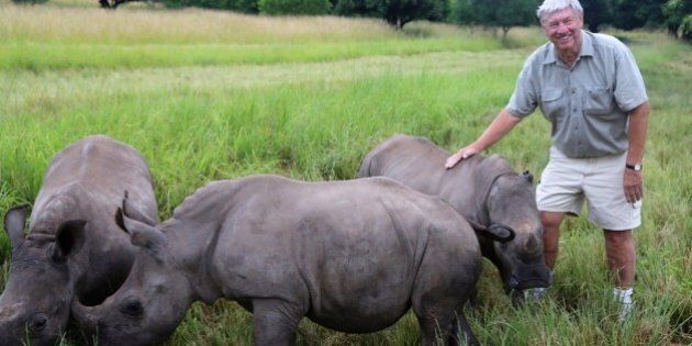 Project Aims To Airlift 80 Rhinos From South Africa To