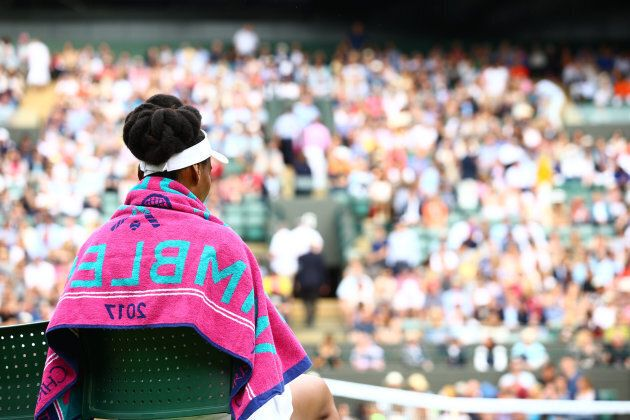 It's Venus William's 20th appearance at Wimbledon, but tennis proved to be the least of her