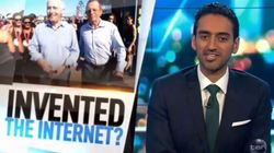 Waleed Aly: 'Turnbull Invented The Internet In This Country As Much As I Invented Long-Winded TV