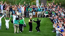 NINE Players Hit A Hole-In-One At The Masters, Including An