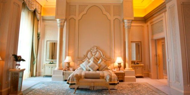 The Most Luxurious Hotels Around The