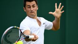Tomic Loses In Wimbledon First Round, Said He Was 'Bored' On The
