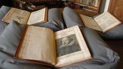 400-Year-Old Shakespeare Folio Worth Millions Has Been