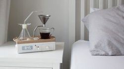 This Coffee-Brewing Alarm Will Actually Make You Want To Get