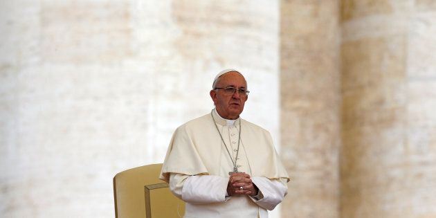 """God gave us a bountiful garden, but we have turned it into a polluted wasteland of debris, desolation and filth,"" Francis said in a document released Thursday."