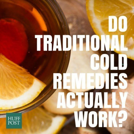 Cold And Flu Remedies: Do They Actually