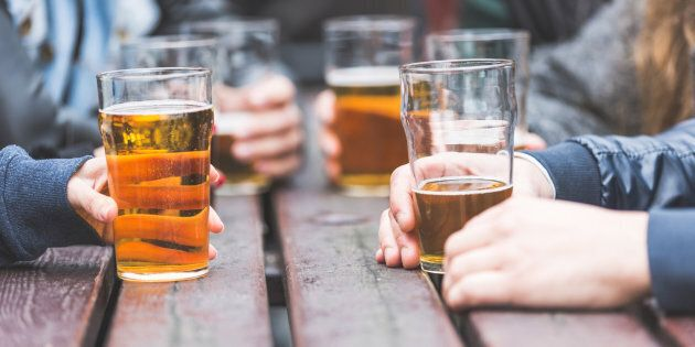 Buying teens alcohol doesn't help them drink in