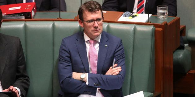 Human Services Minister Alan