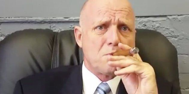 David Leyonhjelm Wants You To Vote For
