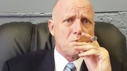 David Leyonhjelm Smokes Cigars When He Appeals To