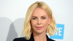 Charlize Theron's Leg Is Causing Heart Palpitations On Our Best-Dressed