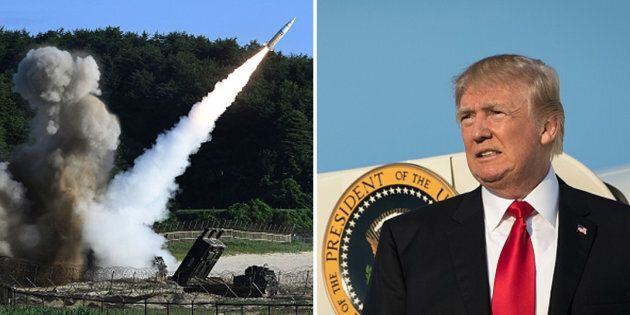 North Korea's intercontinental ballistic missile launch has heightened international tensions.