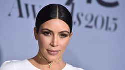Kim Kardashian Takes Her Cry Face To A Whole New