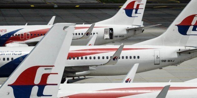 To go with AFP story 'MALAYSIA-CHINA-AUSTRALIA-AVIATION-ACCIDENT-LAW' FOCUS by Dan MartinA Malaysia Airlines...