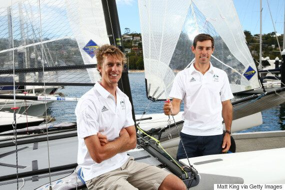 Rio Olympics: Australian Sailing Team Will Wear 'Revolutionary' New