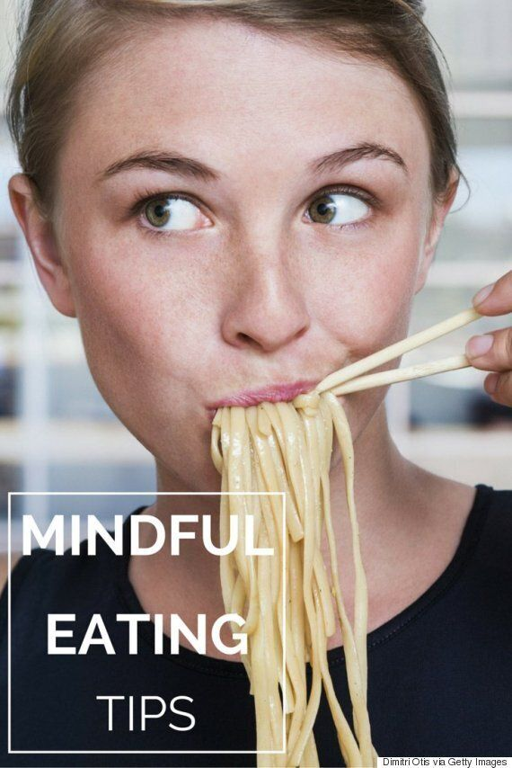 The Importance Of Mindful Eating (And Plating Takeaway