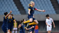 If They Gave Gold Medals For Celebrations The Matildas Would Win