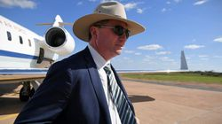 Barnaby Joyce Chooses Potential Trade War Over A World