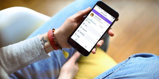 A new app called CancerAid helps patients and caregivers gather information to better tailor treatment