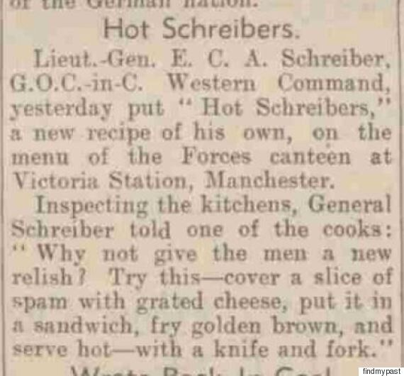 World War 2 Recipes: Brain Souffle and Fairy