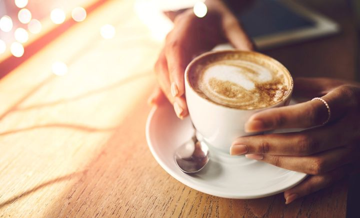 Stick to 1-2 coffees per day and have your last cup 10 hours before bedtime.
